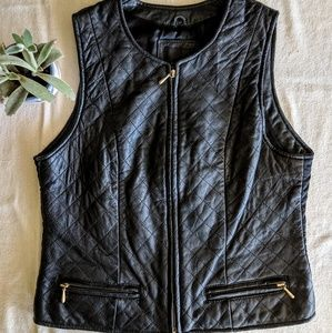 Leather Vest Limited